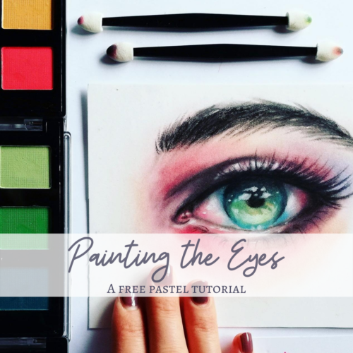 Painting the Eyes